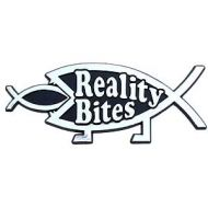 Reality Bites Car Badge